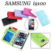 Samsung Galaxy S2 i9100 Bling Case