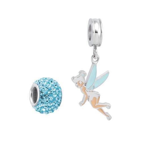 sterling silver tinkerbell charm ebay