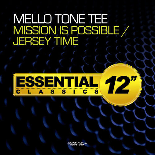 Mello Tone Tee - Mission Is Possible / Jersey Time [New CD] Extended Play, Manuf