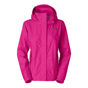 Brand New The North Face Resolve Jacket (Fuchsia Pink)