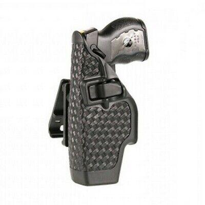 Blackhawk Black Basketweave Serpa Level 2 Right Hand Holster Fits Taser X-26