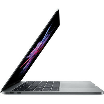 "Apple 13.3"" MacBook Pro (Mid 2017, Space Gray) MPXQ2LL/A"