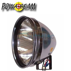 POWABEAM POWER POWA BEAM  ROOF BRACKET REMOTE SPOTLIGHT HUNTING NEW  PL245WB