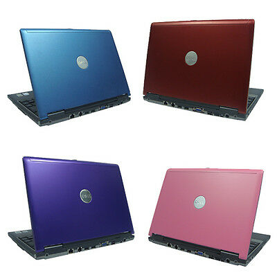 CHEAP Windows 7 Dell Latitude D430 FAST Laptop Warranty RED BLUE PINK WIRELESS