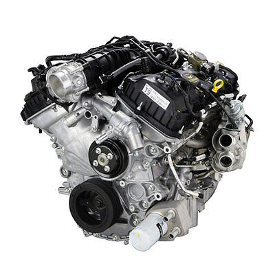 Ford Racing 35L V 6 EcoBoost Twin Turbo Engine 365 Horsepower All aluminum