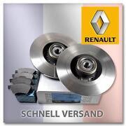Bremsscheiben Renault Laguna
