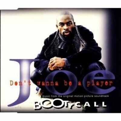 Joe Don't wanna be a player (1997, #0515962)  (Don T Wanna Be A Player Joe)