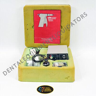 Unitek Obtura Model Number 19-128-01 Dental Endodontic Obturator Delivery System
