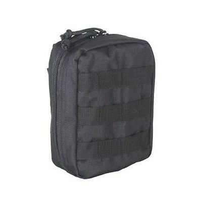 Voodoo Tactical MOLLE Compatible EMT/First Aid Pouch in Black 20-744501000