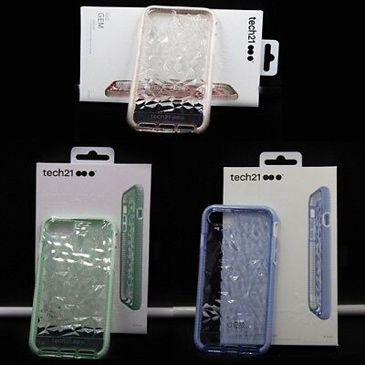 Tech21 Evo Gem Protection Case  for iPhone 7 / 8 & 7 plus / 8