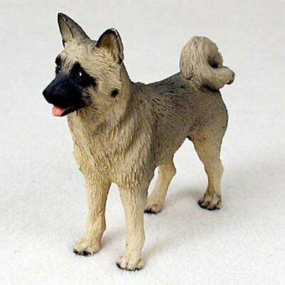 Akita, Fawn, Dog Figurine, Standard Size
