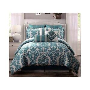 Turquoise Bedding Queen Ebay