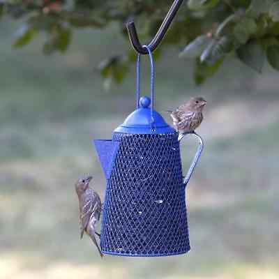 NO NO Feeder Coffee Pot Mesh Bird Feeder NONO CFE101
