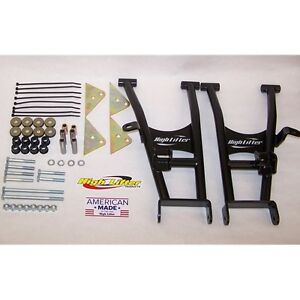 "2014 Polaris Sportsman 850 High Lifter 3"" Lift  - ATV TIRE RACK"