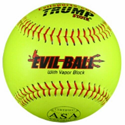 "Evil Ball ASA 12"" 44-375 HOT .44/375 Softball - DZ"