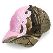 Pink Realtree Hat