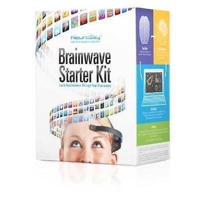 NeuroSky MindWave Mobile BrainWave Starter Kit New