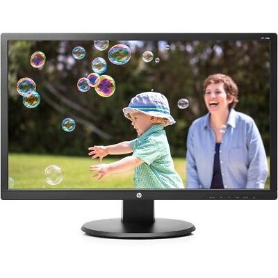 "HP 24uh 24"" LED LCD Monitor - 16:9 - 5 ms - 1920 x 1080 - Fu"