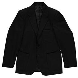 20 x Mens Casual Plan Navy Black Blazer Junior Jacket BULK OFFER