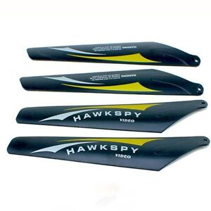 Main Blades for Egofly HawkSpy LT-711 RC Helicopter 711-08