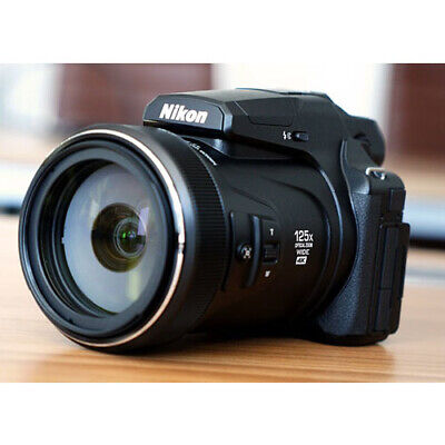 Nikon COOLPIX P1000 Digital Camera (Multi Language) New