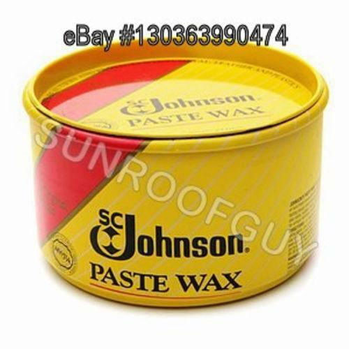 Johnson Floor Wax: Cleaning Products