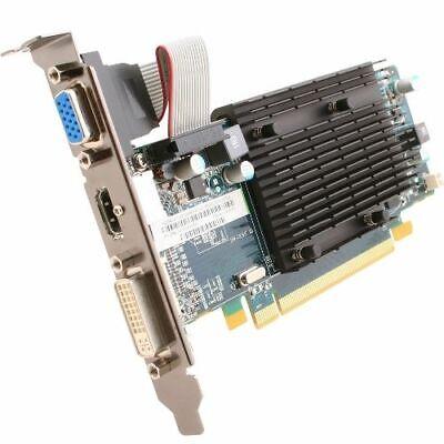 Grafikkarte PCI-Express 2.0 x16 512MB HDMI DVI VGA Sapphire ATI Radeon HD4350