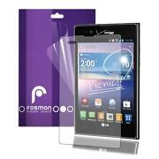 LG Intuition Screen Protector