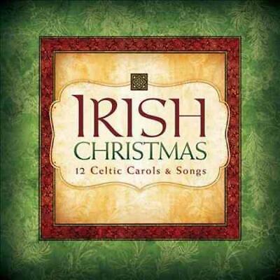 EDEN'S BRIDGE - IRISH CHRISTMAS: 12 CELTIC CAROLS & SONGS NEW CD ()