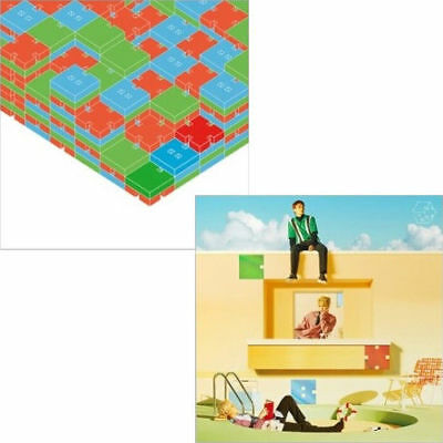 EXO CBX [BLOOMING DAYS] 2nd Mini Album RANDOM CD+PhotoBook+Card+Sticker SEALED