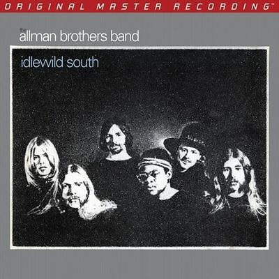 Allman Brothers Band  Idlewild South Mobile Fidelity Gold Disc New Cd Mfsl Mofi