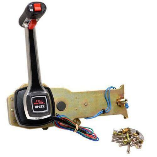 on Quicksilver Boat Throttle Control Parts