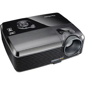 "ViewSonic PJD6221 DLP projector >> Projection size up to 300"" <<"