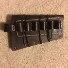 Leather Ammunition Buttstock Belts