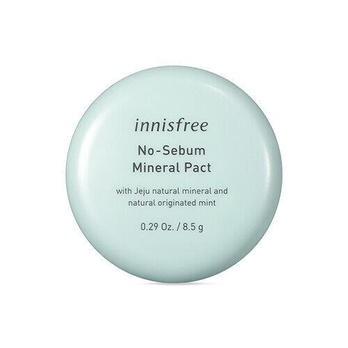 [innisfree] No Sebum Mineral Pact 8.5g