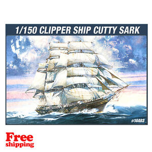 [Academy] Plastic Model Kit 1/150 CLIPPER SHIP CUTTY SARK (#14403)
