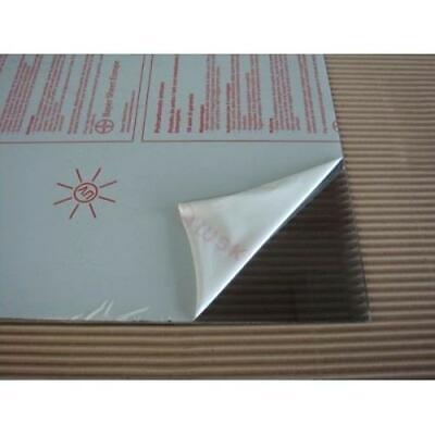 Lexan Makrolon Polycarbonate Sheet 0.125 - 18 X 24 X 24 Solar Grey