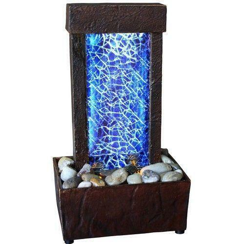 Tabletop Fountain Lighted Ebay