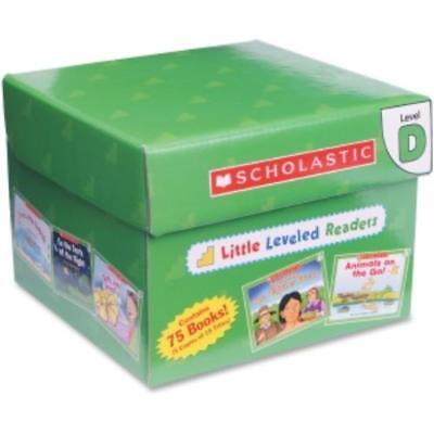 Scholastic Little Leveled Readers: Level D Box Set Story Printed Book