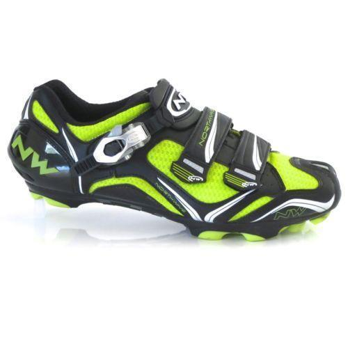Womens Road Cycling Shoes Yellow