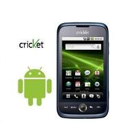 Cricket Huawei Ascend