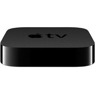 Apple TV 1080p HDMI Streamer (Newest Version) Netflix, Youtube MD199LL/A