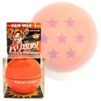 Special Price!! Dragon Ball Hair wax 7 Super Hard Keep styling! Japan quality!