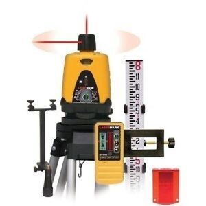 NEW CST BERGER 57-LM30PKG CONTRACTOR COMPLETE ROTARY LASERMARK LASER LEVEL  SALE