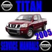Nissan Titan Repair Manual