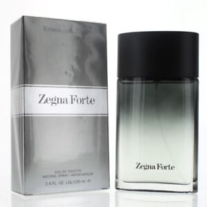 Forte Cologne by Ermenegildo Zegna Eau De Toilette Spray 3.4 Oz Men 100 Ml  3.3 631b1bd7f75