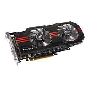 Video Card 2GB AMD Asus HD7850-DC2-2GD5 West Island Greater Montréal image 1