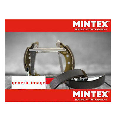 NEW MINTEX - REAR - BRAKE SHOE SET (PARKING BRAKE) - MFR709