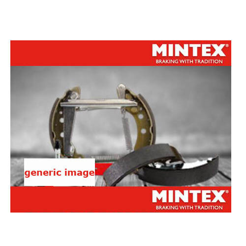 NEW MINTEX - REAR - BRAKE SHOE SET (PARKING BRAKE) - MFR709