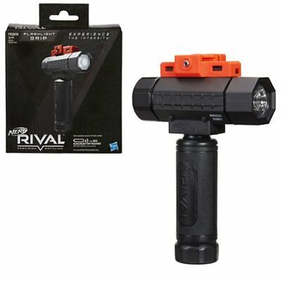 NERF Rival LED Tactical Flashlight Attachment Grip by Hasbro - BRAND NEW SEALED
